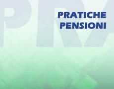 Pratiche pensioni