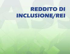 REDDITO DI INCLUSIONE/REI